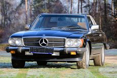 Mercedes-Benz 560SL w107 1989