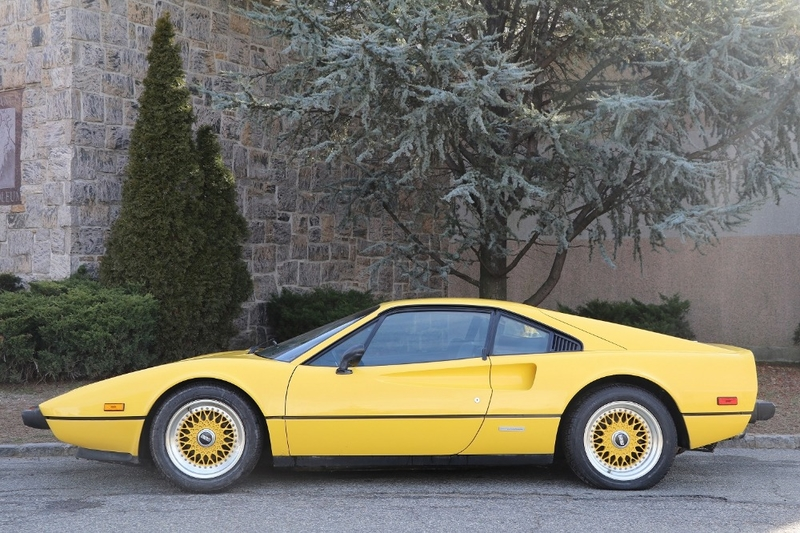 1977 Ferrari 308 Gtb Is Listed For Sale On Classicdigest In New York By Gullwing Motor Cars For 49500