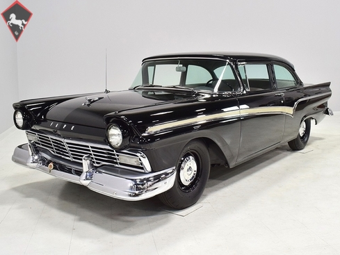 1957 Ford Custom 300 is listed Sold on ClassicDigest in