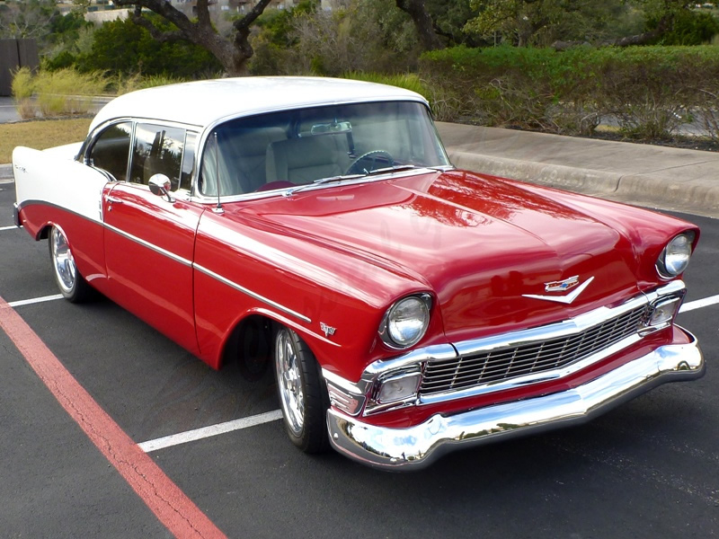 1956 Chevrolet Custom Is Listed Verkauft On Classicdigest In Arlington By Classical Gas For 87500 Classicdigest Com
