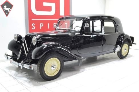 Citroen Traction Avant 1951