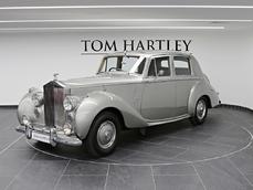 Rolls-Royce Silver Dawn 1954