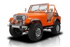 Jeep CJ5 1978