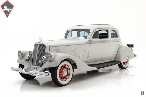 Pierce-Arrow 840 A 1934
