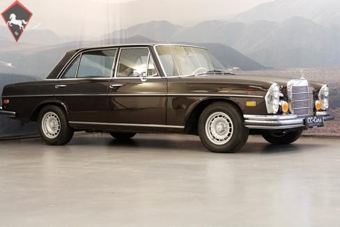 Mercedes-Benz 280S/SE/SEL 4.5 w108 1973