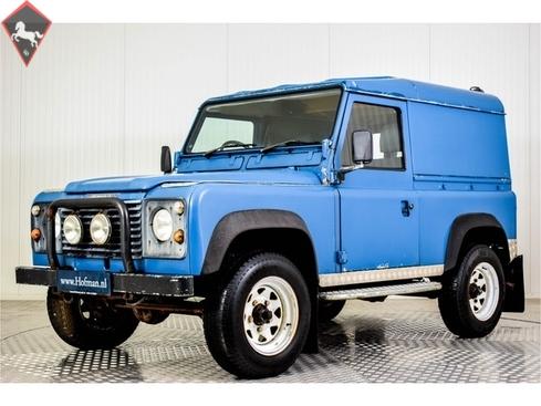 Land Rover Defender 1984