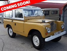 Land Rover Series III 1972