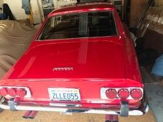 Ferrari 365 GTC 1970