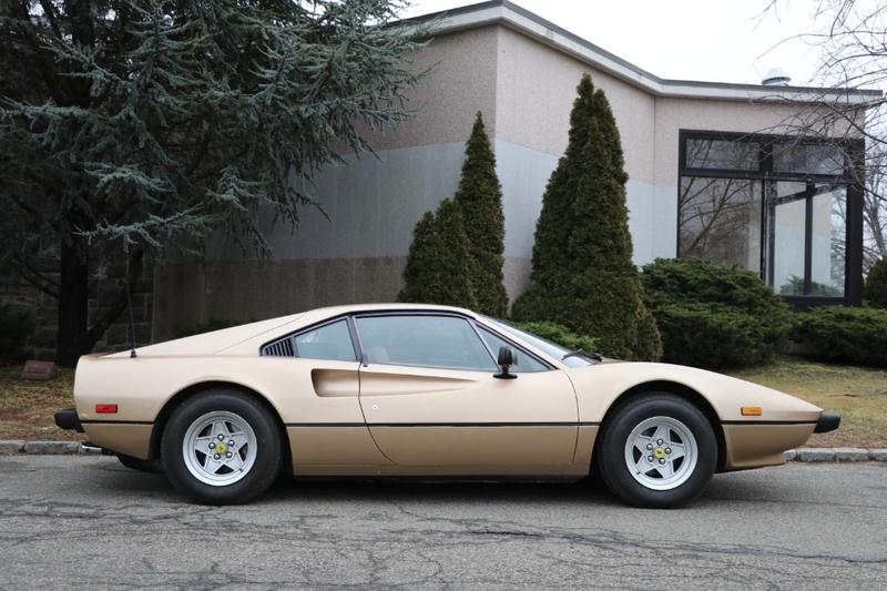 1976 Ferrari 308 Gtb Is Listed Zu Verkaufen On Classicdigest In New York By Gullwing Motor Cars For 79500 Classicdigest Com