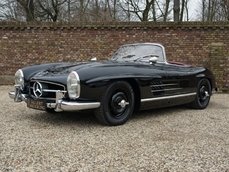 Mercedes-Benz 300SL Roadster 1961
