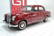 Mercedes-Benz 180 Ponton 1958