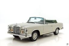 Till salu Mercedes-Benz 300SE Cabriolet w112 1967