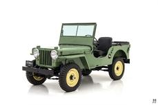 Jeep CJ2 1946