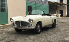 Till salu Fiat 1200 Spider Pininfarina 1959