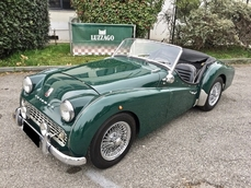 Till salu Triumph TR3 1959