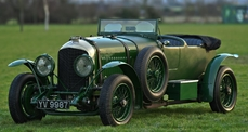 Till salu Bentley 4 1/2 Litre 1927