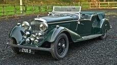 Till salu Bentley 4.25 Litre 1936