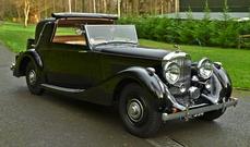 Till salu Bentley 4.25 Litre 1938