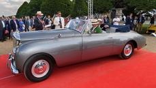 Till salu Bentley R type 1952