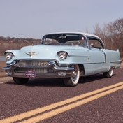 Till salu Cadillac Coupe de Ville 1956
