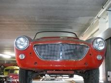 Fiat 1500 Spider Pininfarina 1962