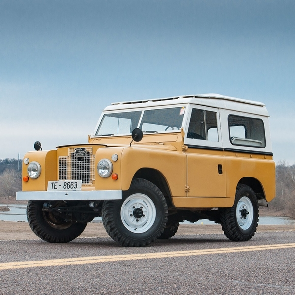 1966 Land Rover Series Ii Is Listed Verkauft On Classicdigest In Fenton St Louis By For 22900 Classicdigest Com