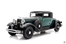 Lincoln Model K 1931