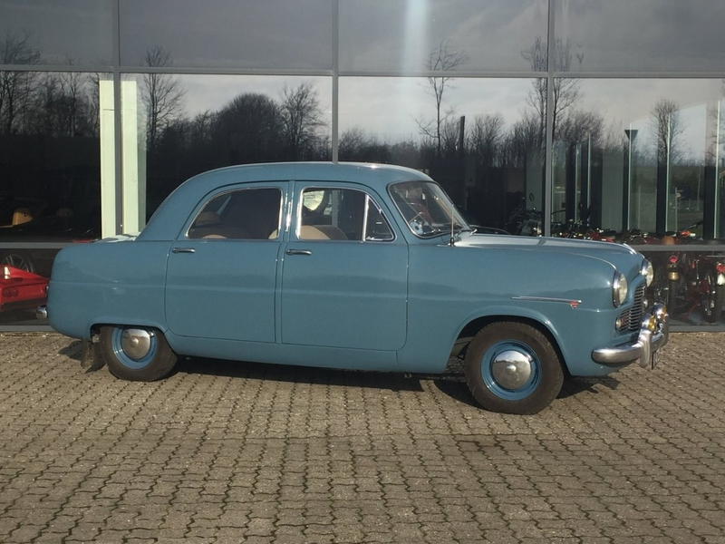 1953 Ford Zephyr Is Listed Sald On Classicdigest In Denmark By Cc