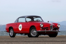 Alfa Romeo 1900 C Sprint 1957