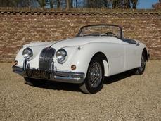 Jaguar E-type XKE 1958
