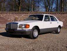 Mercedes-Benz 500 SE/L w126 1983