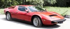 Maserati Bora 1979