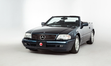 Mercedes-Benz 500SL r129 1995