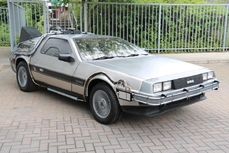 DMC Delorean 1981