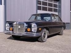 Mercedes-Benz 280S/SE/SEL w108 1968