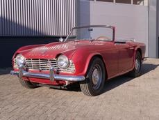 For sale Triumph TR4 1964