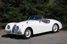 For sale Jaguar XK120 1954