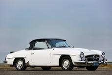 For sale Mercedes-Benz 190SL 1961