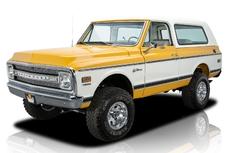 Chevrolet Blazer 1970