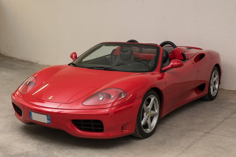 1999 Ferrari 360 Modena Is Listed For Sale On Classicdigest In Portici By Vincenzo Averto For 95000 Classicdigest Com