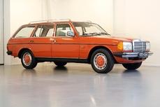 Mercedes-Benz 250 w123 1979