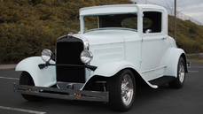 Plymouth Coupe 1930