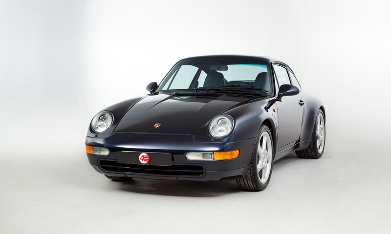 1994 Porsche 911 Is Listed Sold On Classicdigest In Kingsley