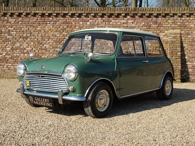 Mini Cooper Dealers >> 1968 Mini Cooper S Is Listed Sold On Classicdigest In