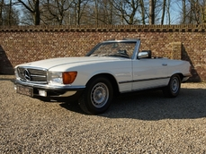 Mercedes-Benz 280SL w113 1985