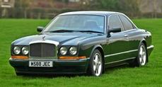 Bentley Continental 1995