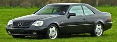 Mercedes-Benz w140 1998