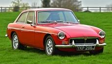 MG MGB GT 1971