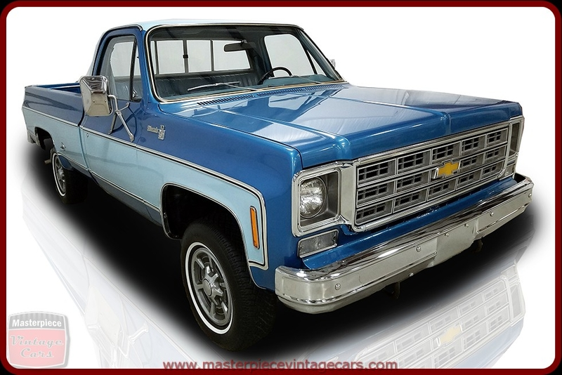 1978 Chevrolet Silverado Is Listed For Sale On Classicdigest In Whiteland By Masterpiece Vintage Cars For 27500