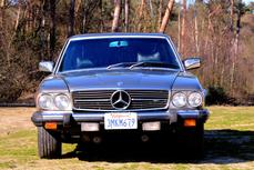 Mercedes-Benz 420SL w107 1977